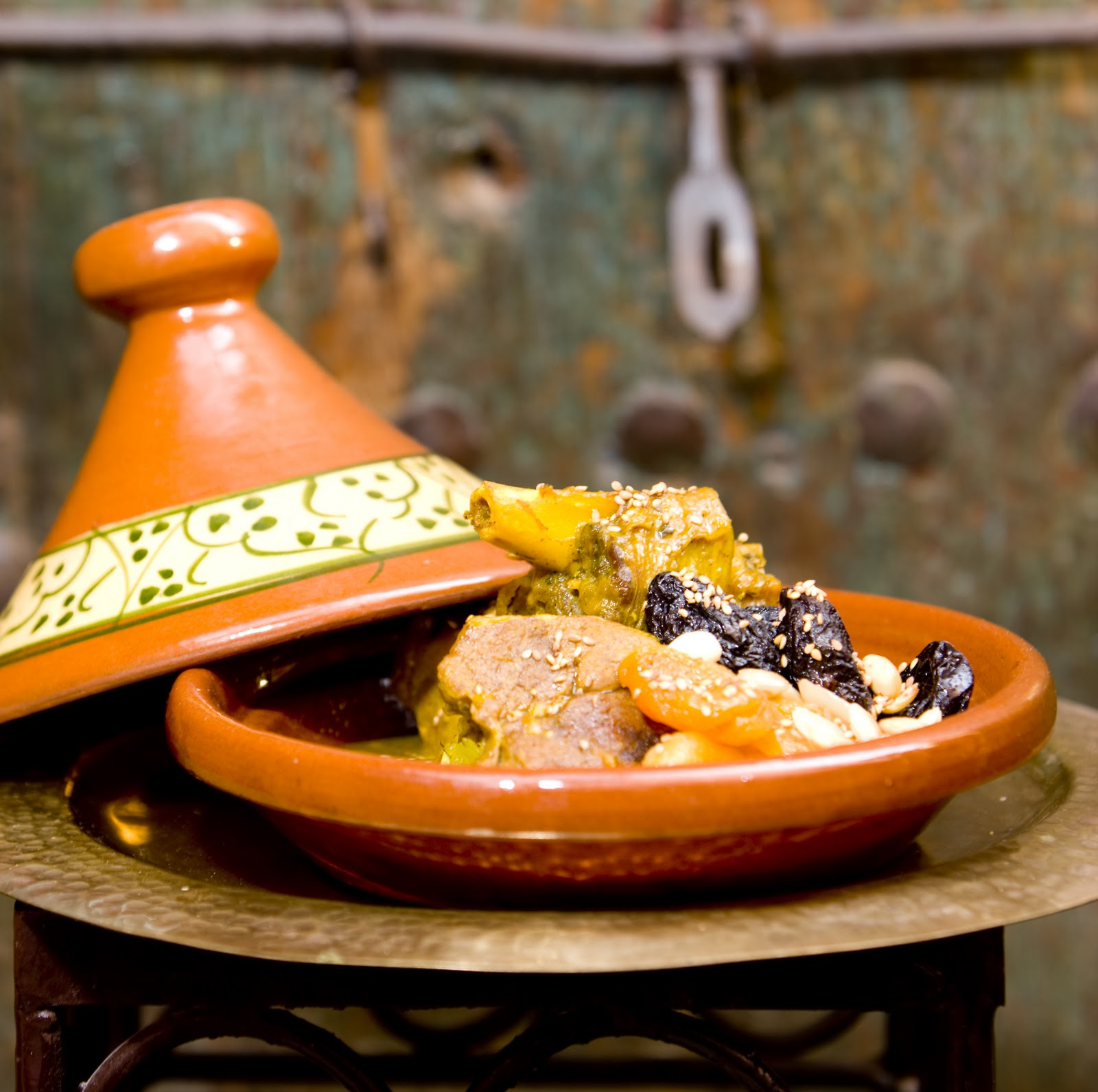 Morocco Saucy Onion
